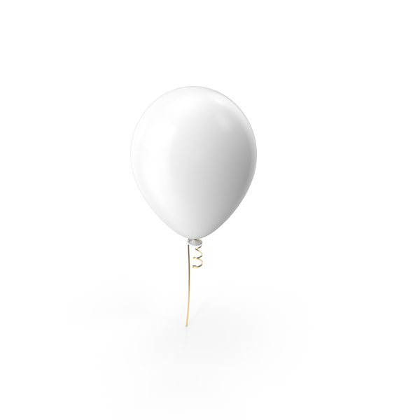 White Balloon PNG Images & PSDs for Download.