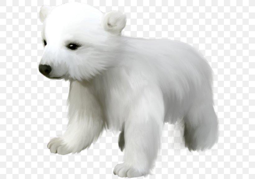 Polar Bear Clip Art, PNG, 600x576px, Polar Bear, Baby Polar.
