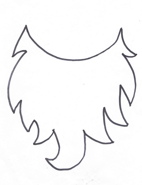 Free Beard Clipart Pictures.
