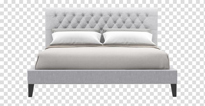 Bed frame Mattress Bed size Platform bed, single bed transparent.