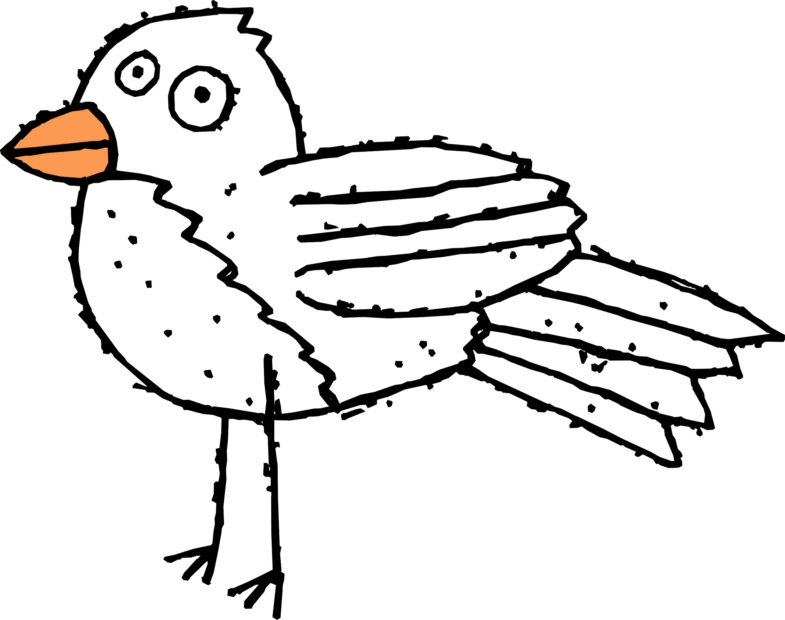 Clipart Of Birds Black And White: White Bird Clipart 20 Free Cliparts
