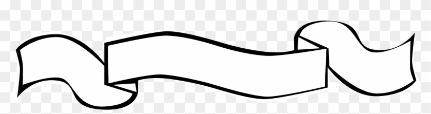 Blank Banner Scroll Png.