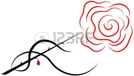 Blood Flower Art Stock Photos Images. Royalty Free Blood Flower.