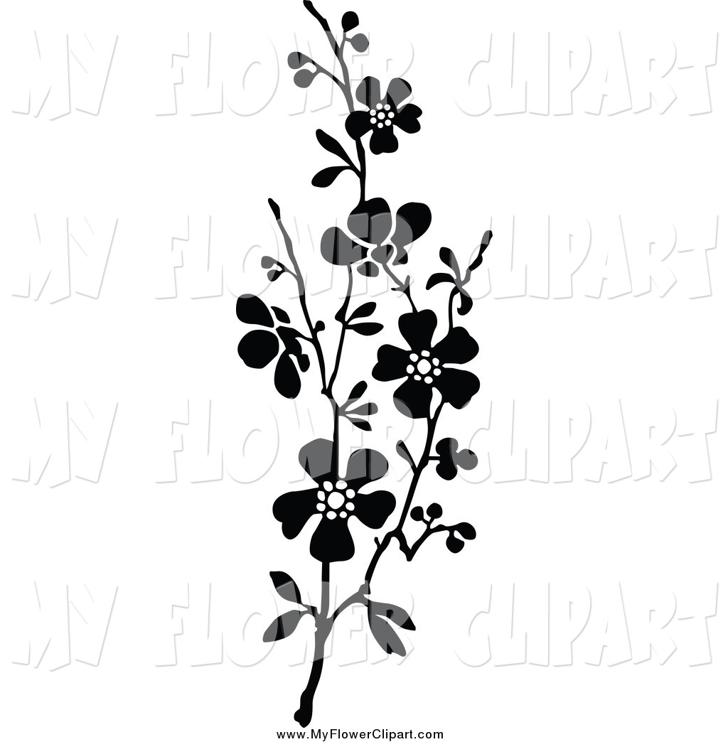 Royalty Free Blossom Stock Flower Designs.
