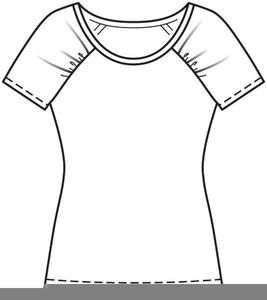 White Dress Shirts Clipart.