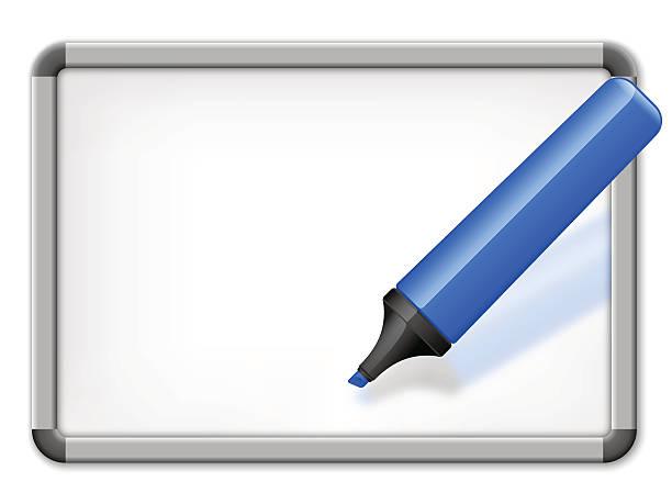 Best Whiteboard Marker Illustrations, Royalty.