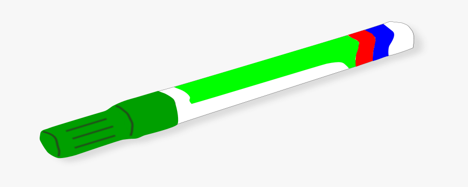 Pen Clipart Whiteboard Marker.