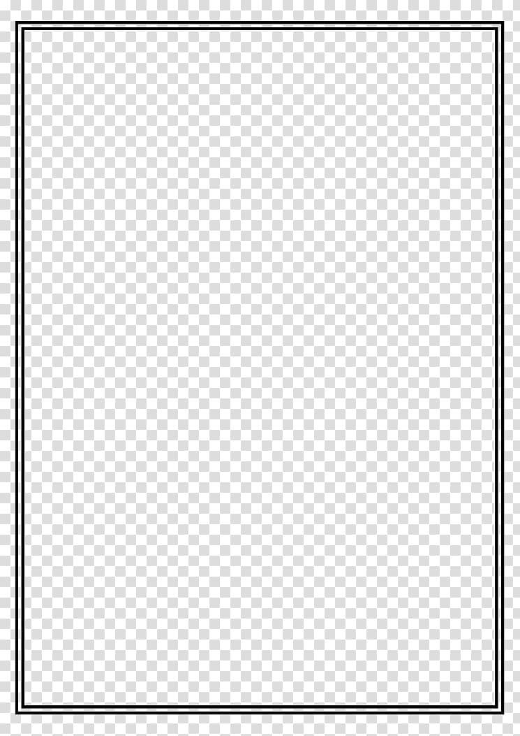 Black and white frame , , White Border Frame transparent.
