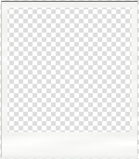 Polaroid , white border transparent background PNG clipart.