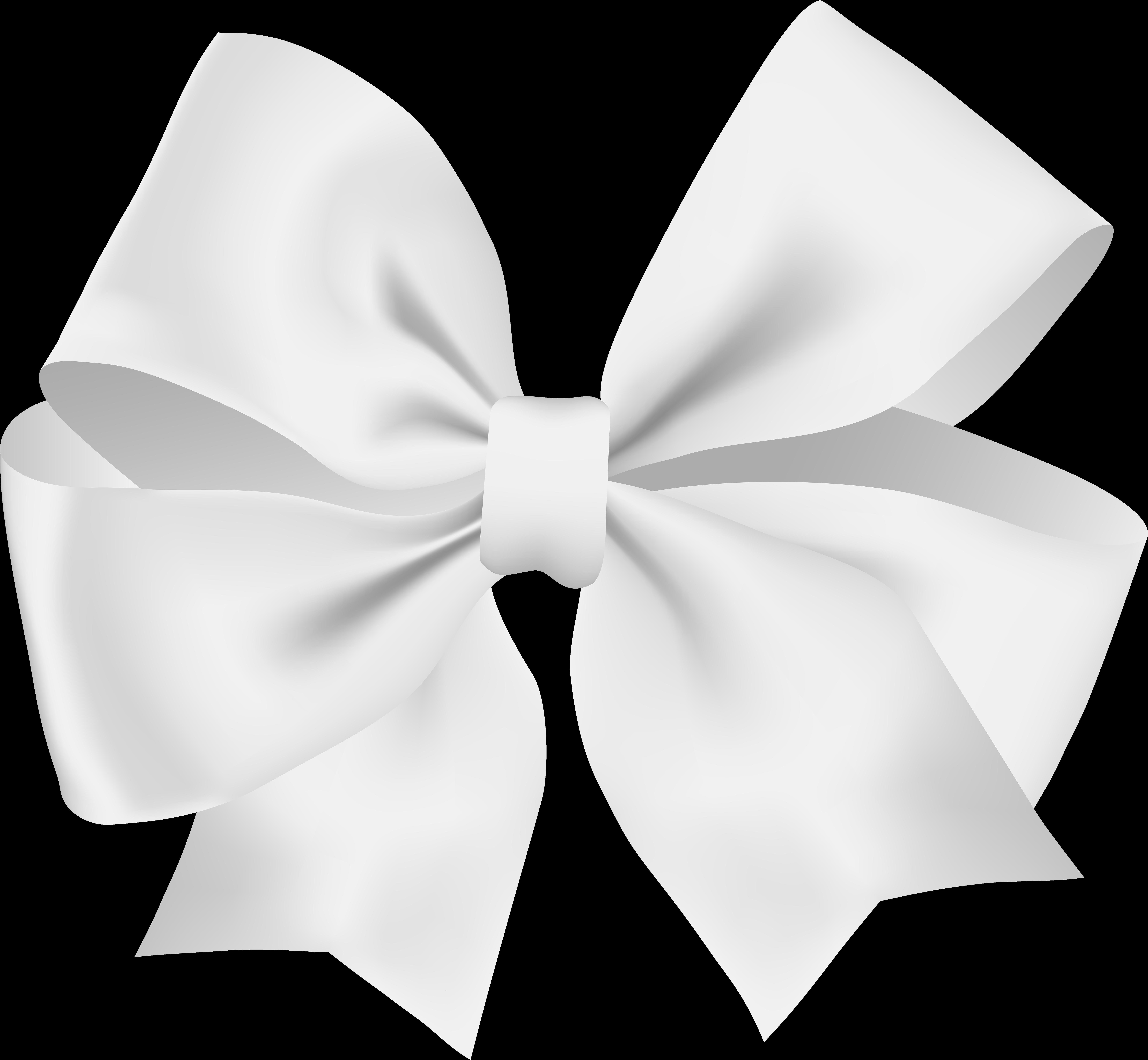 Bow Transparent White , Transparent Cartoon.