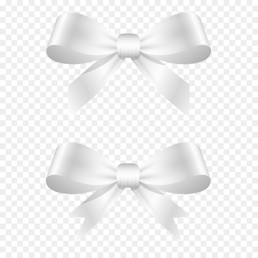 Free White Bow Transparent Background, Download Free Clip.