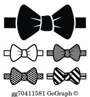 Bow Tie Clip Art.