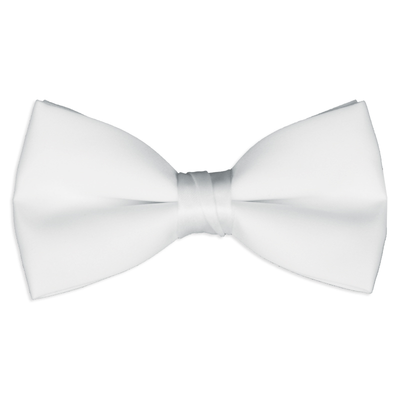 Satin Cummerbund and Bow Tie Set.