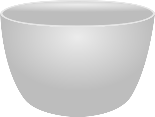 Bowl Clipart.