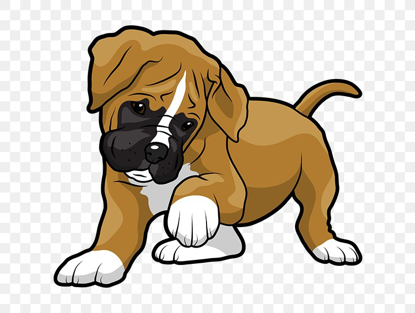 Boxer Puppy Bulldog Dog Breed Clip Art, PNG, 618x618px.