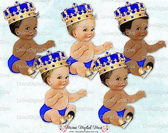 Baby Prince on Blocks.
