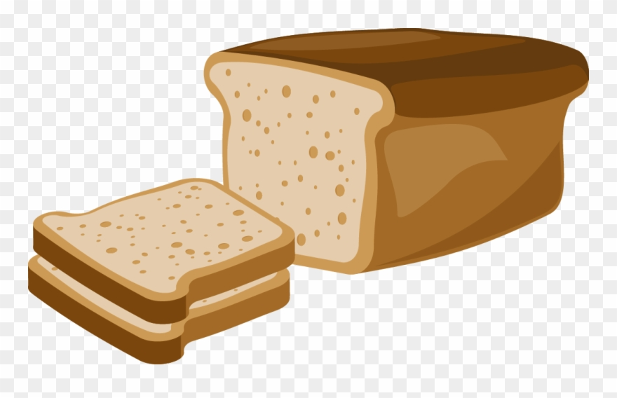 Toast Rye Bread Breakfast White Bread Clipart (#2181943).