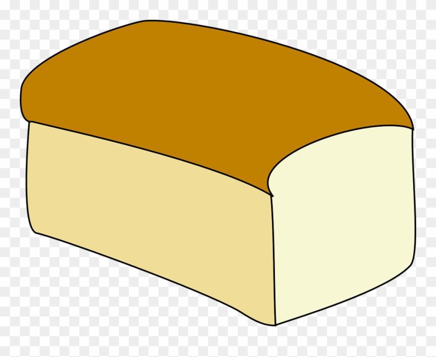 Bread, Loaf, White Bread, Sandwich Bread, Food, Baked.
