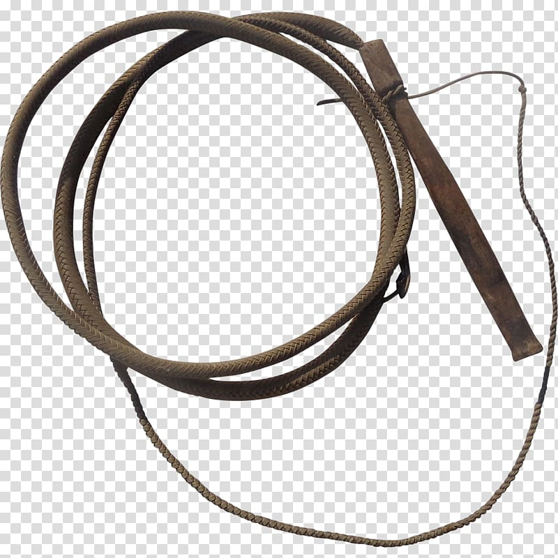 Bullwhip American frontier Western United States whip.