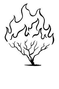 burning bush vbs.