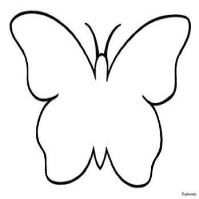 butterfly black White butterfly clipart black and animals jpg.