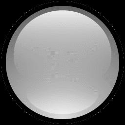 Button Blank Gray White Button / Soft Scraps / 128px / Icon Gallery.