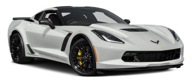 New Corvette for Sale in Virginia Water, Surrey.