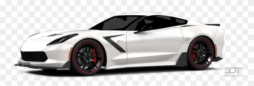 Chevrolet Corvette C7 Coupe 2014 Tuning.