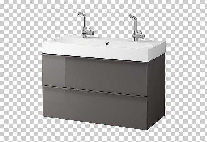 Sink Cabinetry Wardrobe Table Bathroom, Grey sink PNG.