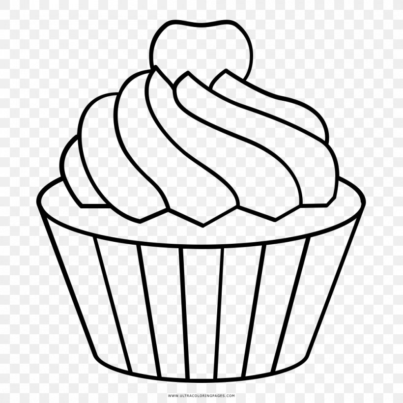 Cupcake Muffin Birthday Cake Sprinkles Clip Art, PNG.