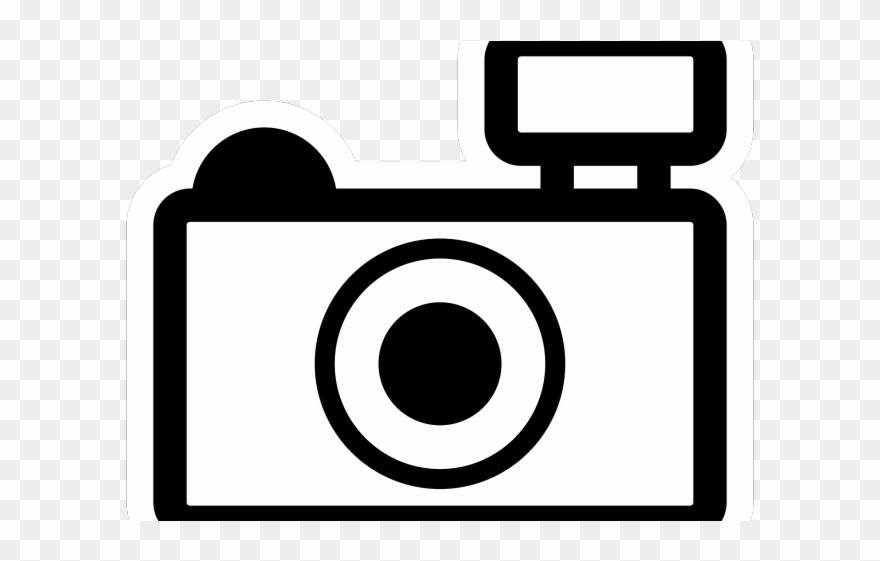 Camera Clipart Camera Lens.