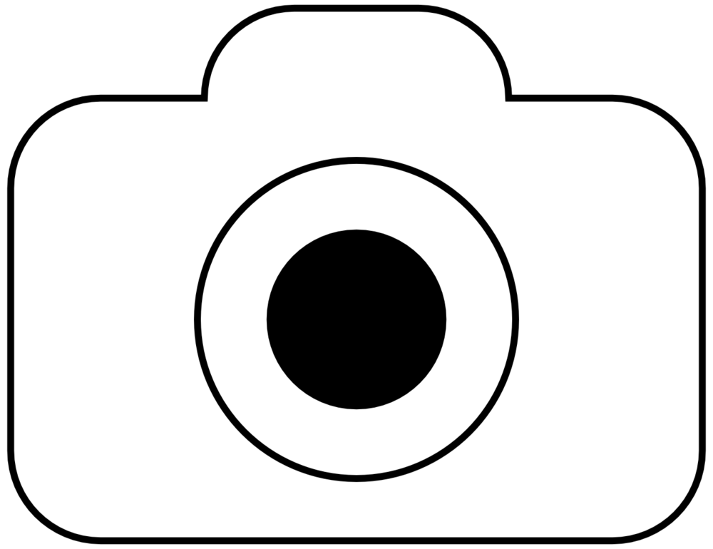 Free Black And White Camera Clipart, Download Free Clip Art.