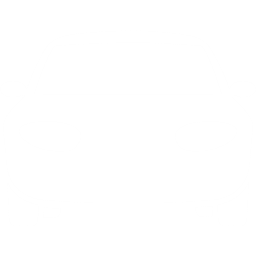 White Car Icon Png #242102.