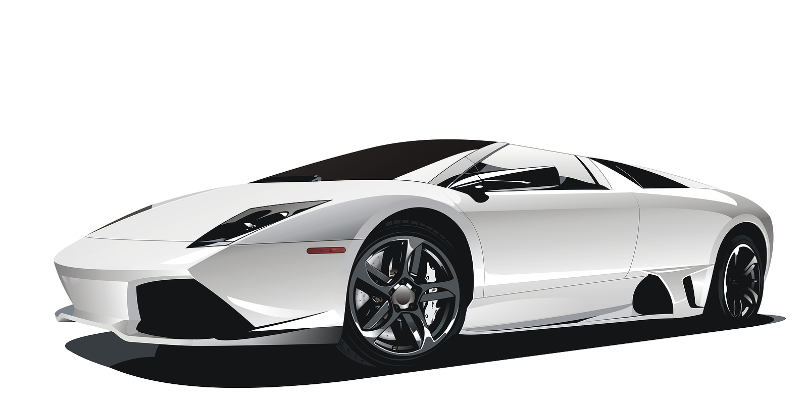 Fast Car PNG Black And White Transparent Fast Car Black And White.