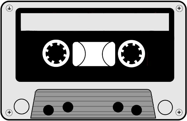 Cassette Tape Clipart Png.