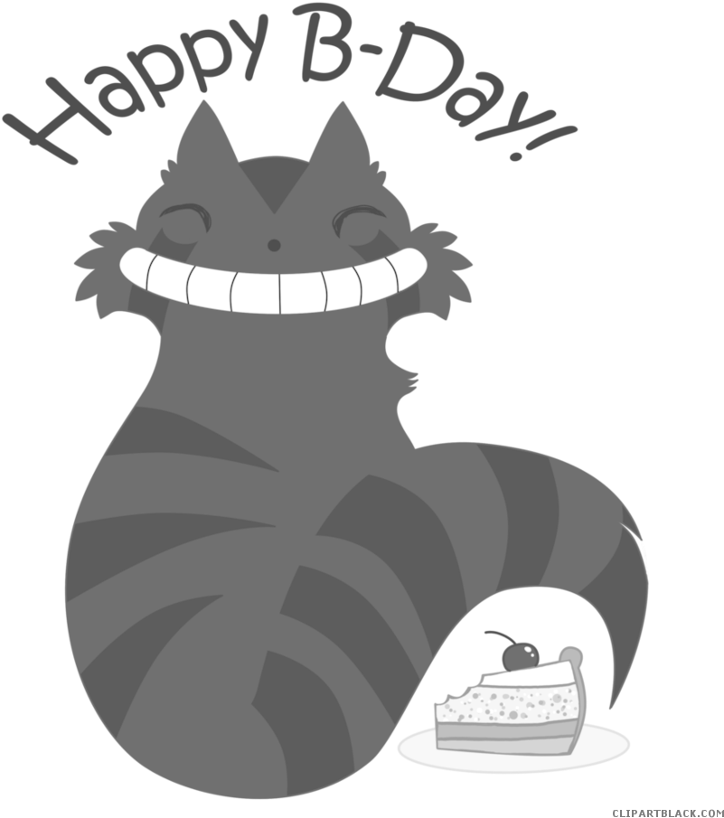 Cats Clipart Birthday Cake Clipart Happy Birthday Cats.
