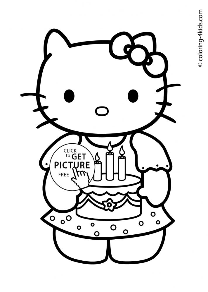 28 Most Tremendous Free Printable Birthday Cards To Color.