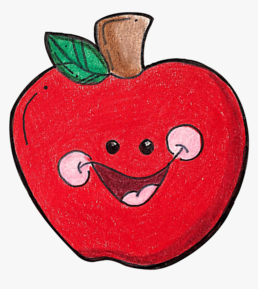 Apple Clipart Pencil.