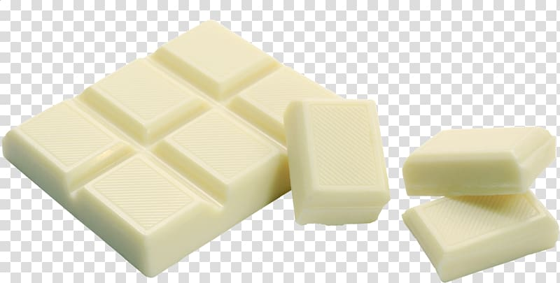 White milk chocolate bar illustration, White chocolate Milk.