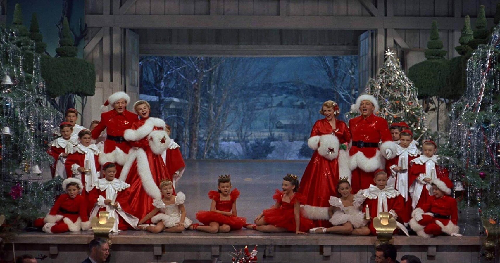10 Things You Didn\'t Know About The Making Of White Christmas.