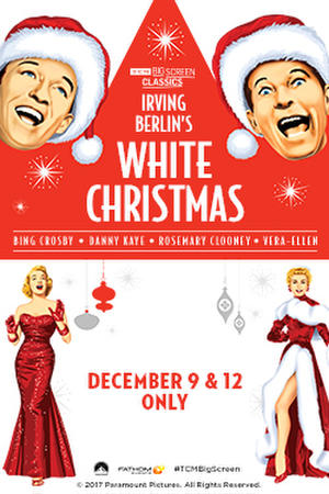 White Christmas (1954) presented by TCM Times.