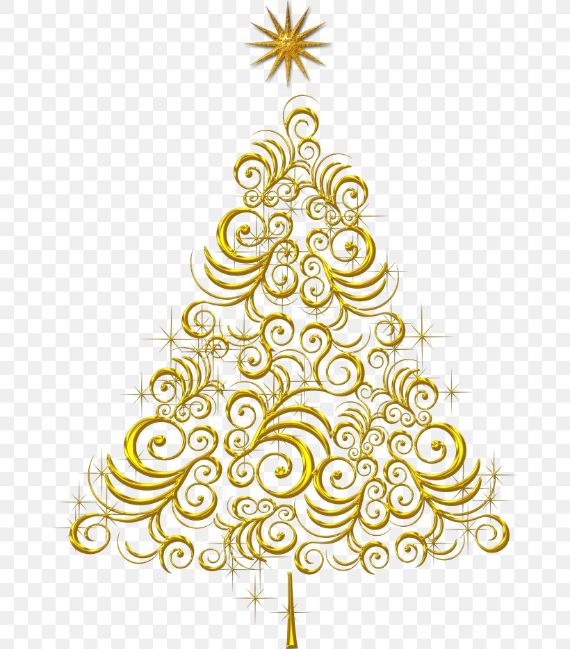 Christmas Tree Drawing Christmas Ornament Clip Art, PNG.