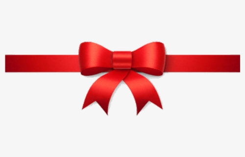 Free Christmas Ribbon Clip Art with No Background.