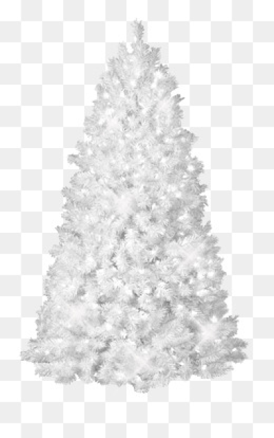 Download Free png White Christmas Tree Png, Vector, PSD, and Clipart.