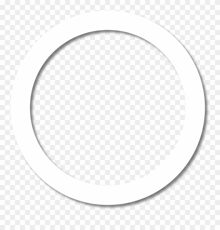 White Circle Outline Png Www Imgkid Com The Image Kid.