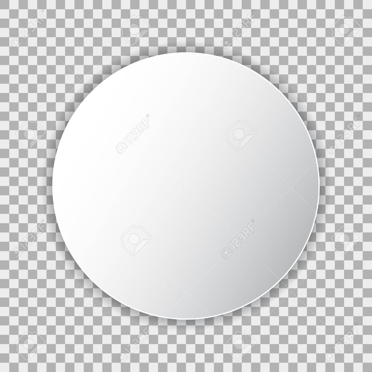 White Circle No Background & Free White Circle No Background.