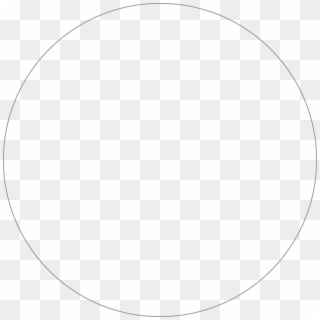 Circle Outline PNG Transparent For Free Download.