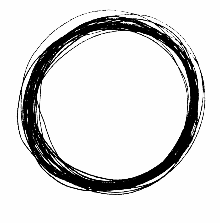 White Circle Outline Png, Transparent Png (107505 ).