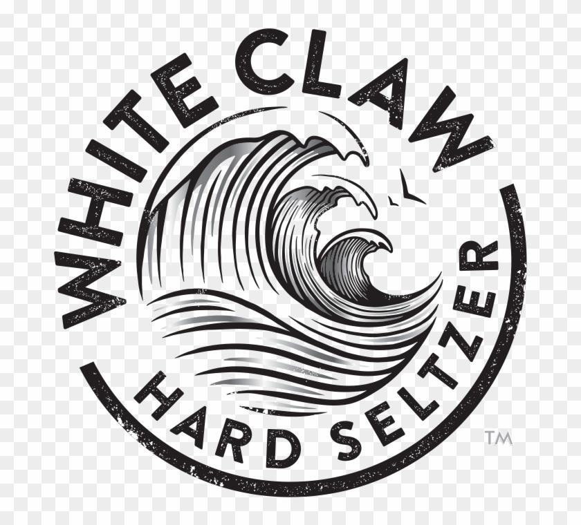 White Claw Hard Seltzer.