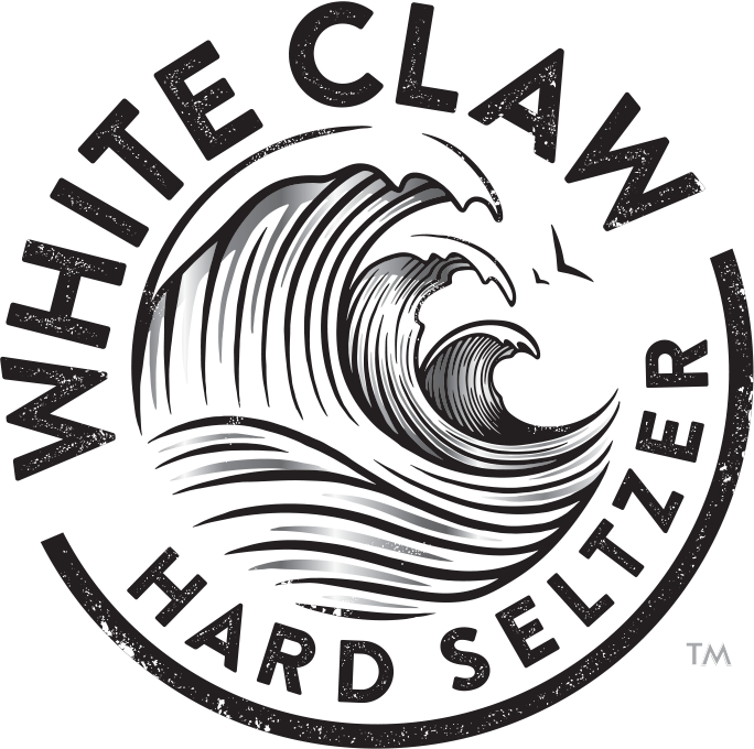 White Claw Hard Seltzer.